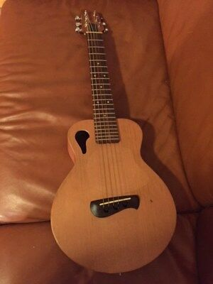 Tacoma Papoose Acoustic /Electric Travel Guitar