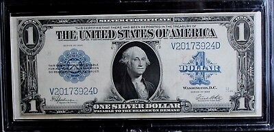 1923 LARGE $1 Silver Certificate Note OUTSTANDING condition!  NICE!!