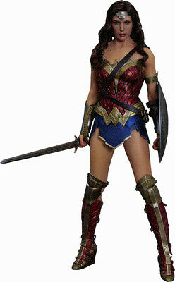 WONDER WOMAN Gal Gadot JUSTICE LEAGUE Hero Full Body - WindoCling Decal Stick-On