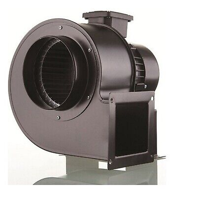 200M TURBO  Industrial Centrifugal Blower Fan Fume, Smoke Extractor Ventilation