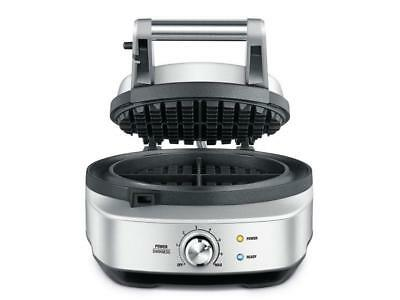 Breville BWM520BSS the No-Mess Waffle™ Waffle Maker - RRP $149.95