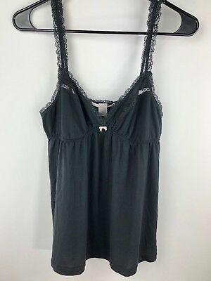 NWT Victoria's Secret Sleep Top Lace Camisole Women's Size M