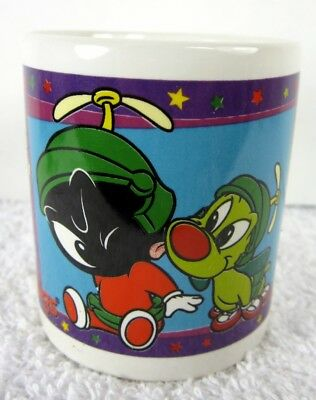 Cute BABY MARVIN the MARTIAN and BABY K9 (K-9) Mini Mug