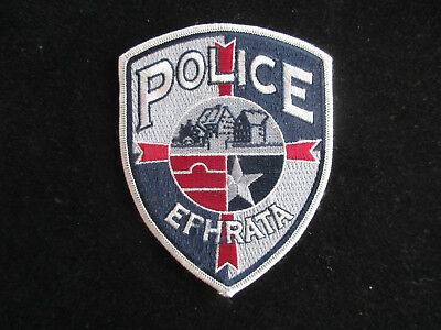 Police, USA, Pennsylvania, Ephrata Patch, Uniform, Abzeichen,