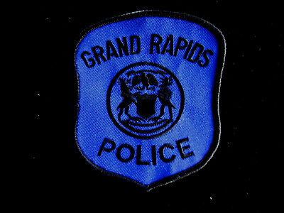 Police, USA, Pennsylvania, Grand Rapids,  Patch, Uniform, Abzeichen,