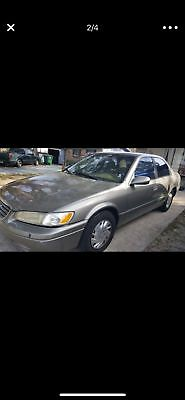 1999 Toyota Camry  Used Camry with 240k miles . Runs and drives great . Cold AC and a working cd.