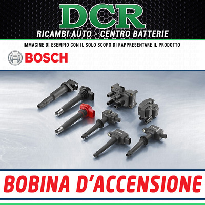 Bobina accensione BOSCH 0221604014 NISSAN NISSAN (DONGFENG)