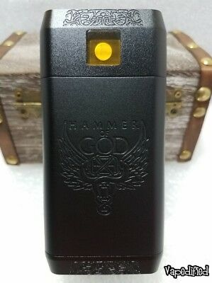 100% Authentic Hammer Of God V4 By Vaperz Cloud ✴ New Release ✴ In Stock Now!!!