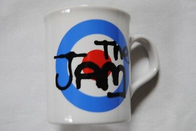 The Jam Target Logo Mug Cup Tea Coffee New Official All Mod Cons In The City