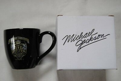 Michael Jackson This Is It London 50 O2 Mug Cup Tea Coffee New Official Rare