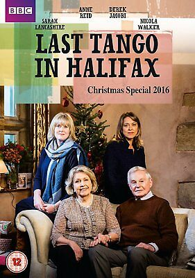 Last Tango In Halifax Christmas Special 2016 (DVD)