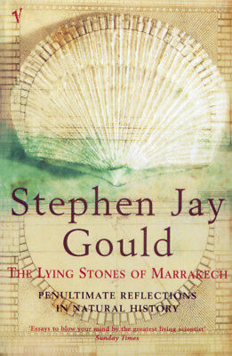 Stephen Jay Gould - The Lying Stones Of Marrakech (Paperback) 9780099285830