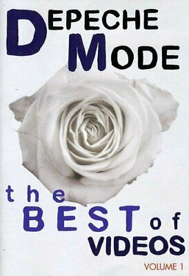 Depeche Mode - The Best Of Depeche Mode, Vol. 1 (DVD)