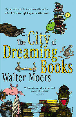 Walter Moers, John Brownjohn - The City Of Dreaming Books (Paperback)