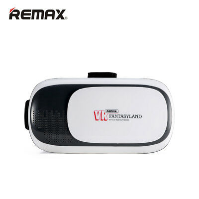 VR Headset Virtual Reality Glasses 3D Game Movie Video 4.7-6.0 Mobile Compatible