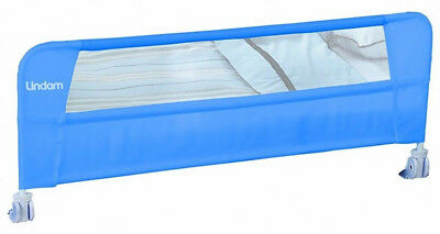 Lindam Bed Rail Excellent Used Condition Blue Collection or Post