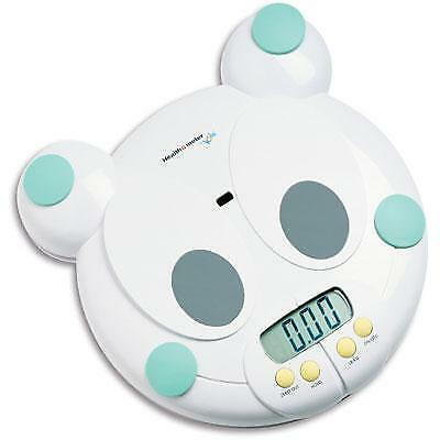 Jarden HDC100KD-01 Health O Meter Grow With Me Baby and Toddler Scale White