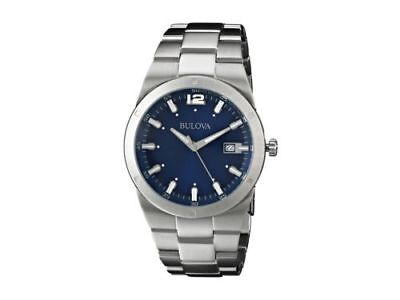 Bulova Men's 96B220 Stainless Steel Watch with Stainless Steel Band