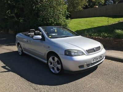 Vauxhall Astra convertible cabriolet