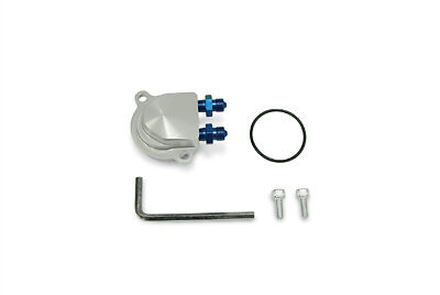 SP TAKEGAWA (Special Parts TAKEGAWA) Oil Cooler Unit (For Solid / Mesh Type)