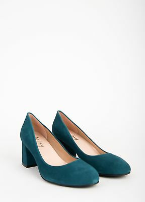 60731b7a775f4 FRENCH SOLE WOMENS TRANCE Suede Round Toe Classic Pumps - $56.84 ...