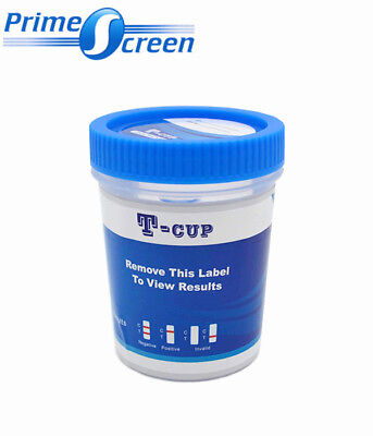 PrimeScreen by Wondfo 13-Panel Urine Test Cup TDOA-2135-1