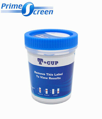 PrimeScreen by Wondfo 6-Panel Urine Test Cup TDOA-264
