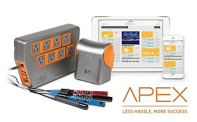 Neptune Systems Apex Wifi Aquarium Controller Eb832 Ph Temp Orp Probe