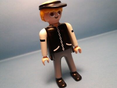 Playmobil personnage homme western bank 6478 4398 7378 6280 6410 6462 6279 H15