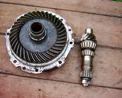 Kawasaki Gt750 Differential Crown & Pinion Cogs. Gt550