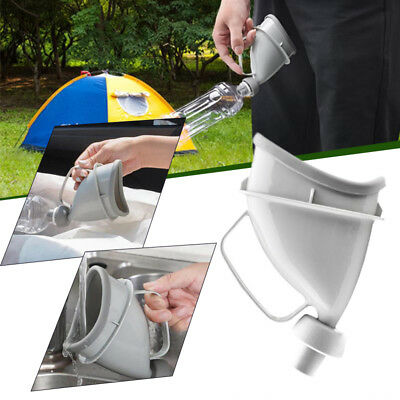 Unisex Women Female Portable Urinal Outdoor Travel Stand Up Pee Urination Device