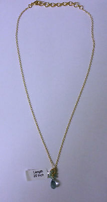 Wholesale lot of  x 20 - Pip Portley 18ct Gold Plated (Base Metal) Drop Pendant