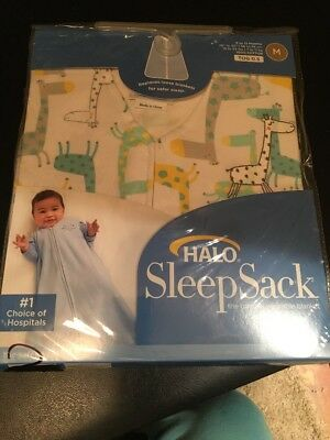 New Sleep sack /sleeping bag halo Medium
