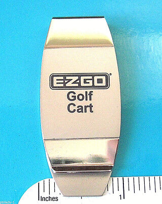 E-Z-GO  golf cart -  money clip GIFT BOXED
