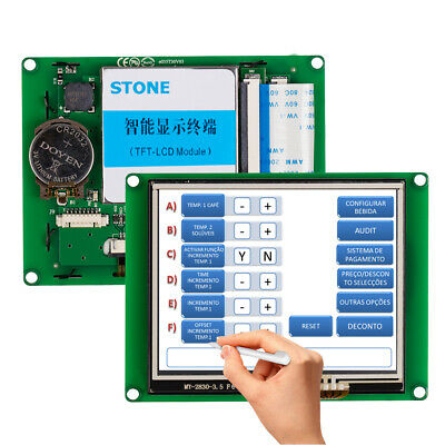 STONE UART Display Solution 3.5 Inch TFT LCD Module Lcd Display