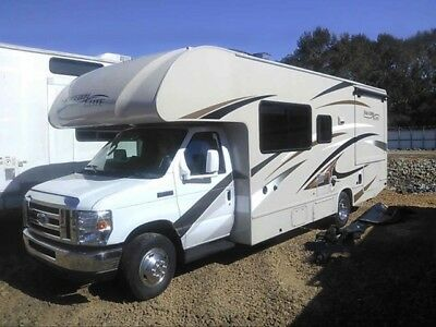 2017 Thor Motor Coach Freedom Elite 26HE For Sale Light Repairable Damage