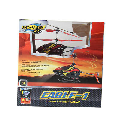 Fast Lane 3 Channel Eagle 1 Helicopter