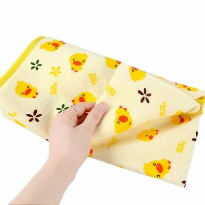 Durable Infant Baby born Cotton Waterproof Urine Mat Nappy Cover Changing Pad