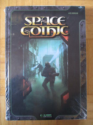 Space Gothic Neu / Sealed Hardcover – US30000 Ulisses Spiele Game sourcebook gui