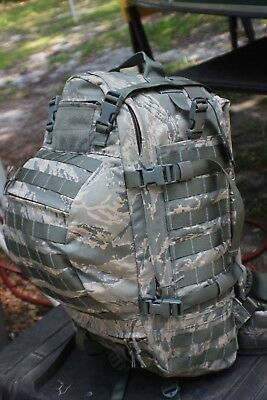 Gcs Made In Usa Molle Ii Abu Digital Med/lrg Combat Pack Brand New