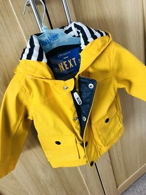 Boys Next Jacket 6-9 Months