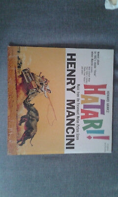 Henry Mancini - Hatari - Music from the Paramount Motion Picture Score - RCA