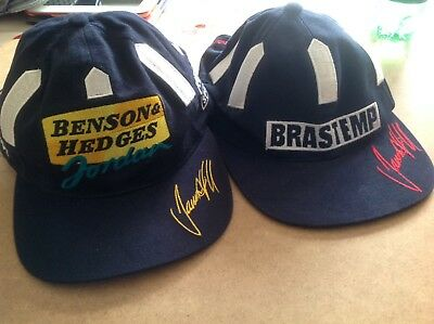 F1 Hats  Damon Hill  Vintage Caps  Formula 1