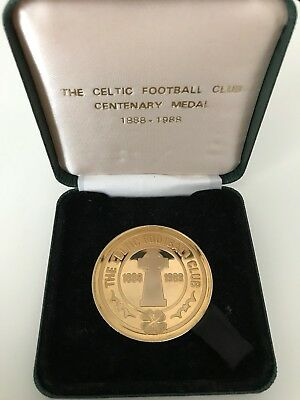 Celtic Football Club Centenary Medal