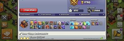clash of clans th10.5