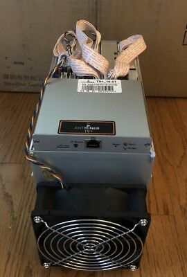 Bitmain Antminer T9+ Bitcoin  - 10.5TH/s - WITH POWER SUPPLY!