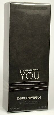 Stronger With YOU by Emporio Armani  Fragrance  All Over Body Shampoo NEW SEALED