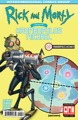 Rick And Morty Presents Krombopulos Michael Amazing Spider-Man 129 Variant