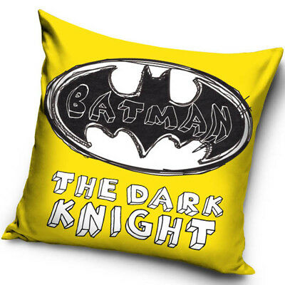Kissenbezug 40x40 Batman BAT161004 Kissenhulle Polyester
