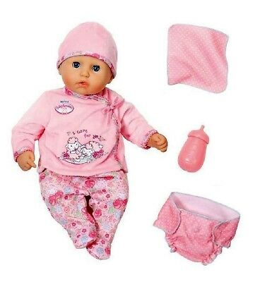 My first Baby Annabell - I Care for You inkl. App Neu & Ovp ZAPF Creation Puppe